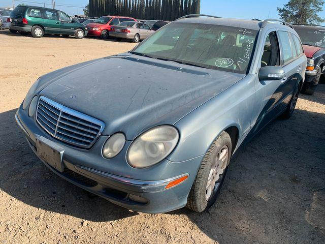 2004 Mercedes-Benz E320 3.2L