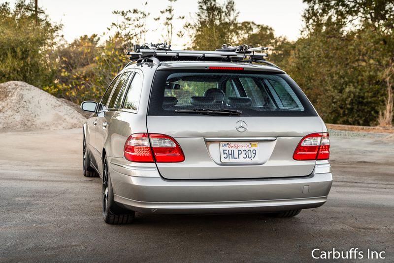 2004 Mercedes-Benz E320  Wagon 3.2L   Concord, CA   Carbuffs in Concord, CA
