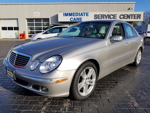 2004 Mercedes-Benz E500 5.0L | Champaign, Illinois | The Auto Mall of Champaign in Champaign Illinois