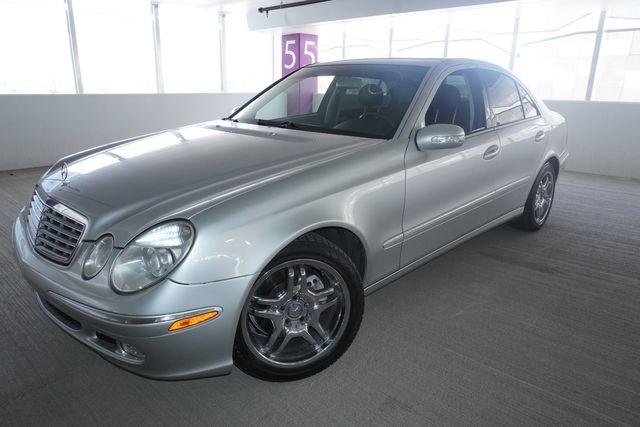 2004 Mercedes-Benz E500 5.0L