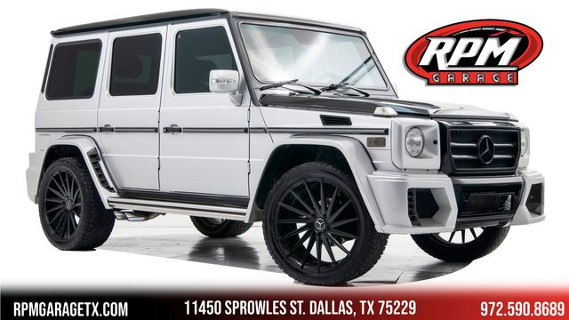 2004 Mercedes-Benz G500 5.0L Widebody with Many Upgrades in Dallas, TX 75229