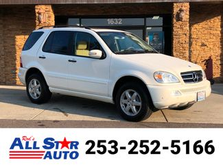 2004 Mercedes-Benz M-Class ML 500 in Puyallup Washington, 98371
