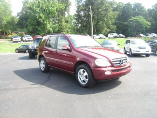 2004 Mercedes-Benz ML350 3.5L Batesville, Mississippi 1