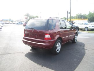 2004 Mercedes-Benz ML350 3.5L Batesville, Mississippi 7
