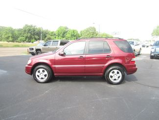 2004 Mercedes-Benz ML350 3.5L Batesville, Mississippi 2