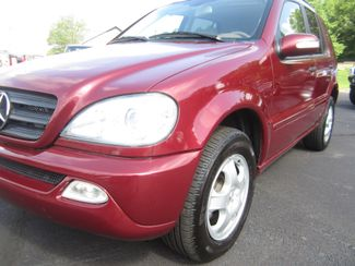 2004 Mercedes-Benz ML350 3.5L Batesville, Mississippi 9
