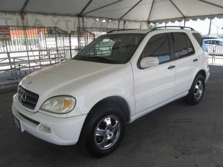 2004 Mercedes-Benz ML350 3.5L Gardena, California