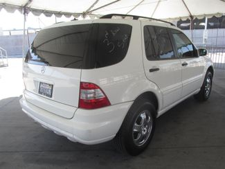 2004 Mercedes-Benz ML350 3.5L Gardena, California 2