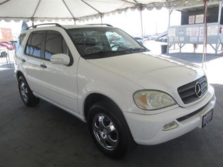2004 Mercedes-Benz ML350 3.5L Gardena, California 3