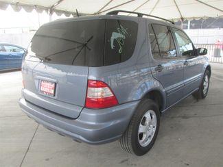 2004 Mercedes-Benz ML350 3.5L Gardena, California 2