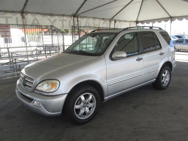 2004 Mercedes-Benz ML500 5.0L Gardena, California