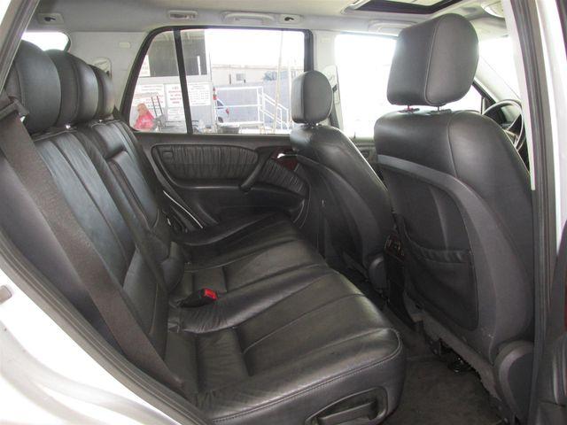 2004 Mercedes-Benz ML500 5.0L Gardena, California 12