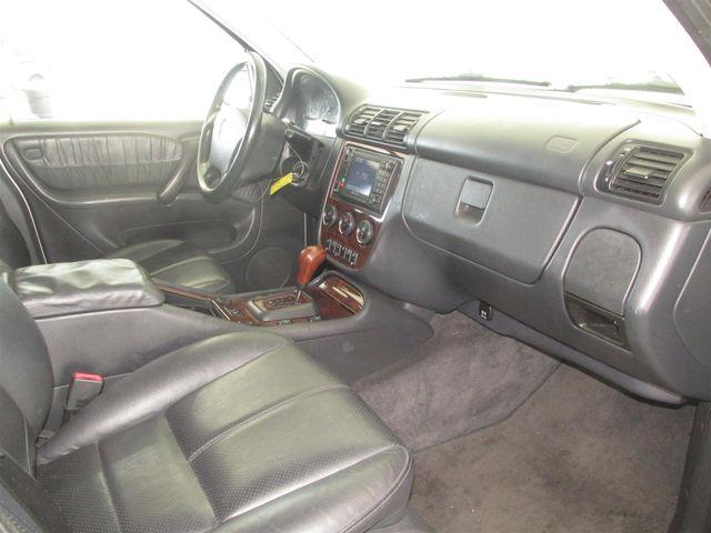 2004 Mercedes-Benz ML500 5.0L Gardena, California 8