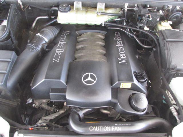 2004 Mercedes-Benz ML500 5.0L Gardena, California 15