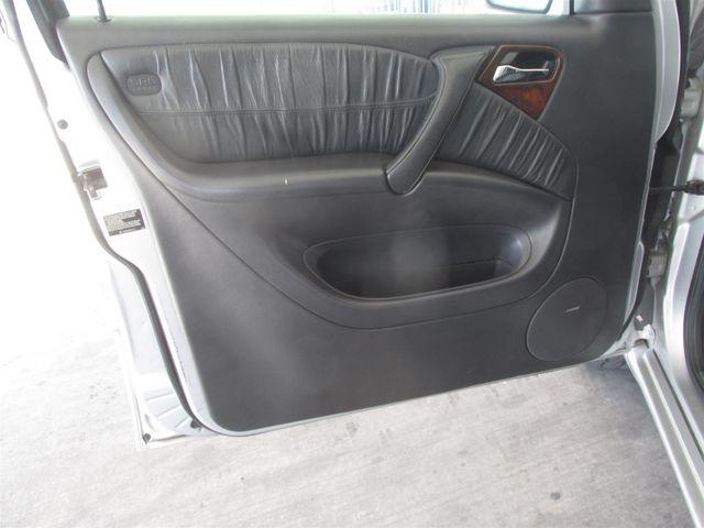 2004 Mercedes-Benz ML500 5.0L Gardena, California 9