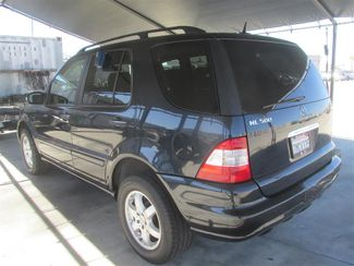 2004 Mercedes-Benz ML500 5.0L Gardena, California 1