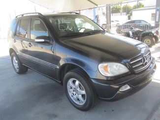 2004 Mercedes-Benz ML500 5.0L Gardena, California 3