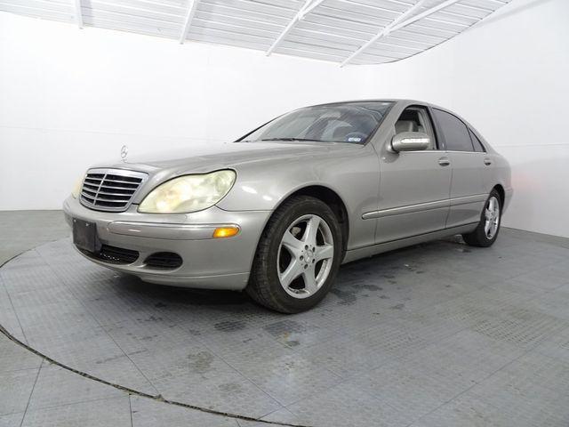 2004 Mercedes-Benz S-Class S 500 Base in McKinney, Texas 75070