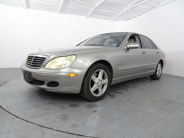 2004 Mercedes-Benz S-Class S 500 Base in McKinney, Texas 75070