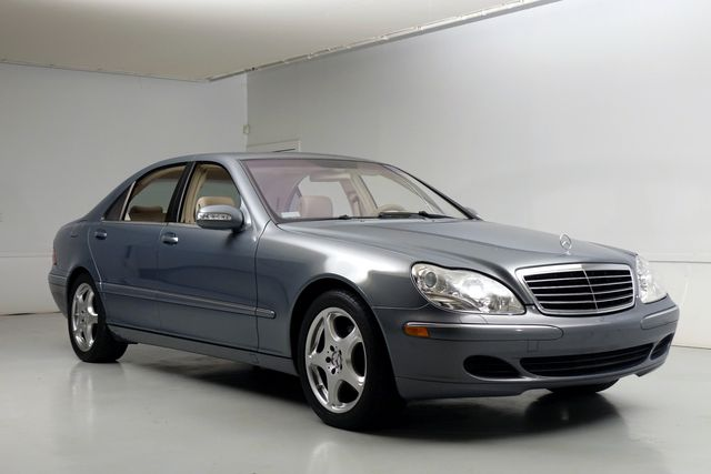 2004 Mercedes-Benz S S430 Well Maintained Great Daily Driver