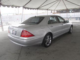 2004 Mercedes-Benz S430 4.3L Gardena, California 2