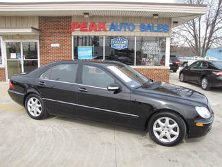 2004 Mercedes-Benz S430 4.3L in Medina, OHIO 44256