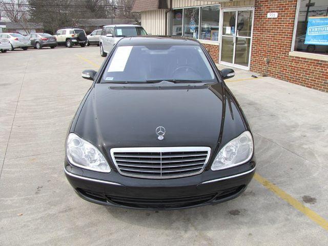 2004 Mercedes-Benz S430 4.3L in Medina, OHIO 44256