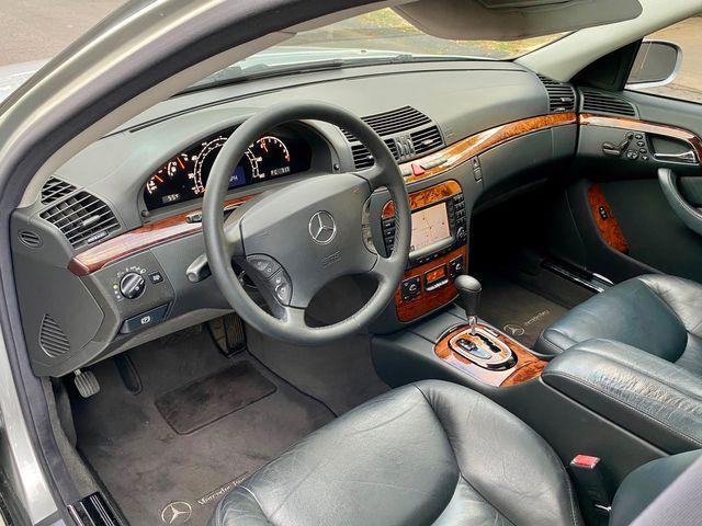 2004 Mercedes-Benz S500 5.0L 79K MLS NAVIGATION SERVICE RECORDS NEW TIRES in Van Nuys, CA 91406