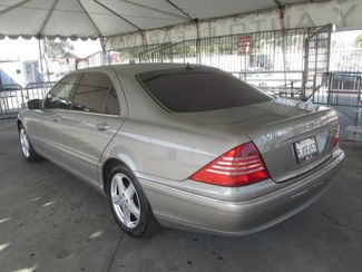 2004 Mercedes-Benz S500 5.0L Gardena, California 1