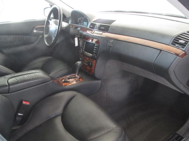 2004 Mercedes-Benz S500 5.0L Gardena, California 8