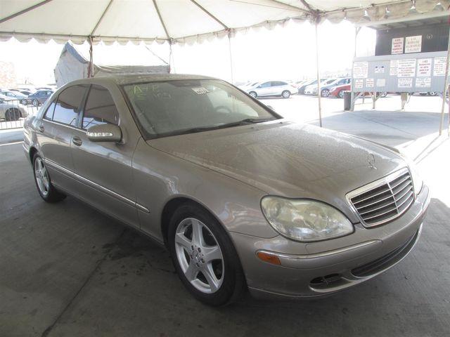 2004 Mercedes-Benz S500 5.0L Gardena, California 3