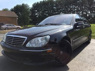 2004 Mercedes-Benz S500 5.0L in Leesburg, Virginia 20175