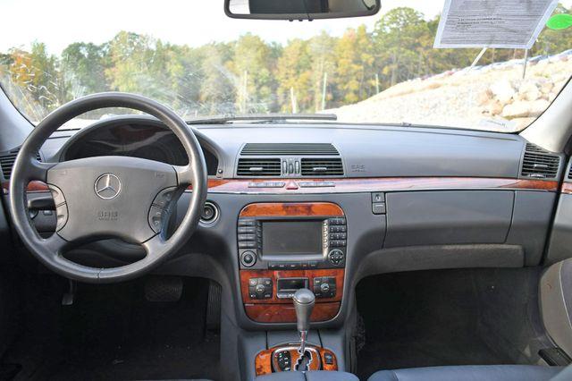 2004 Mercedes-Benz S500 5.0L Naugatuck, Connecticut 16