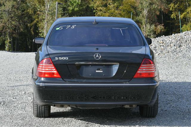 2004 Mercedes-Benz S500 5.0L Naugatuck, Connecticut 3