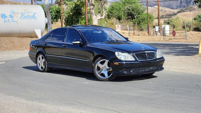 2004 Mercedes-Benz S500 5.0L Santa Clarita, CA 34