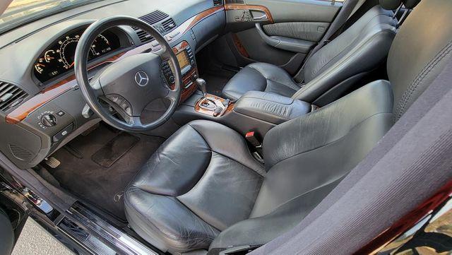 2004 Mercedes-Benz S500 5.0L Santa Clarita, CA 8