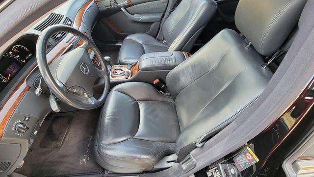 2004 Mercedes-Benz S500 5.0L Santa Clarita, CA 13