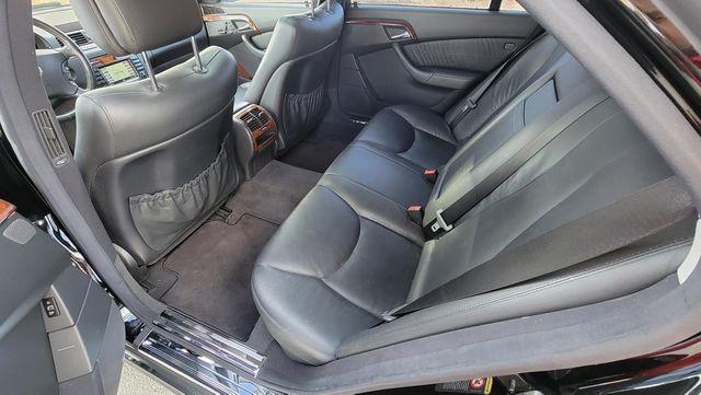2004 Mercedes-Benz S500 5.0L Santa Clarita, CA 15