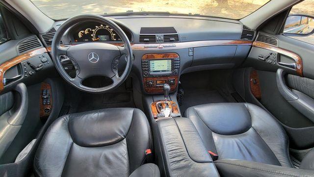 2004 Mercedes-Benz S500 5.0L Santa Clarita, CA 7