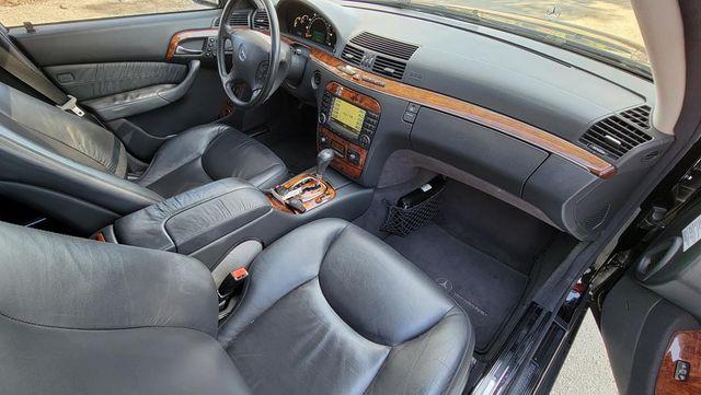 2004 Mercedes-Benz S500 5.0L Santa Clarita, CA 9