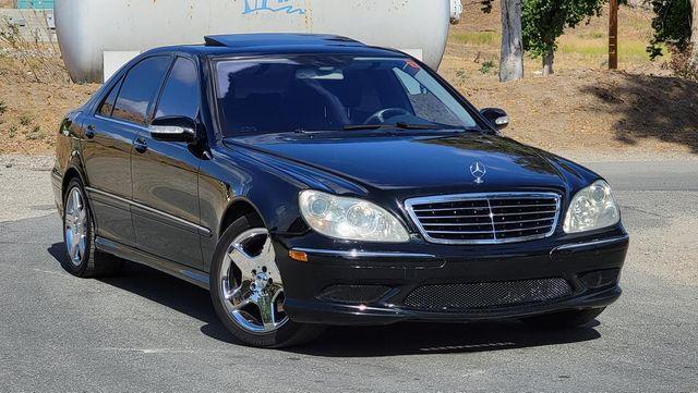 2004 Mercedes-Benz S500 5.0L Santa Clarita, CA 3