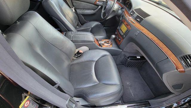 2004 Mercedes-Benz S500 5.0L Santa Clarita, CA 14