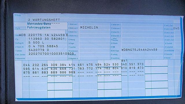 2004 Mercedes-Benz S500 5.0L Santa Clarita, CA 28