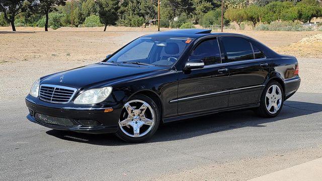 2004 Mercedes-Benz S500 5.0L Santa Clarita, CA 1
