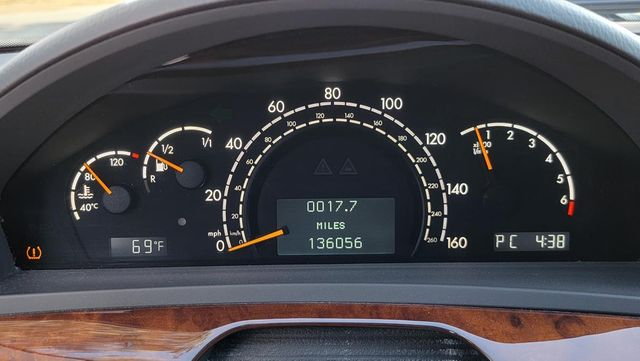 2004 Mercedes-Benz S500 5.0L Santa Clarita, CA 17