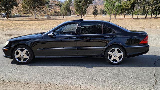 2004 Mercedes-Benz S500 5.0L Santa Clarita, CA 11