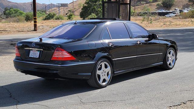2004 Mercedes-Benz S500 5.0L Santa Clarita, CA 6