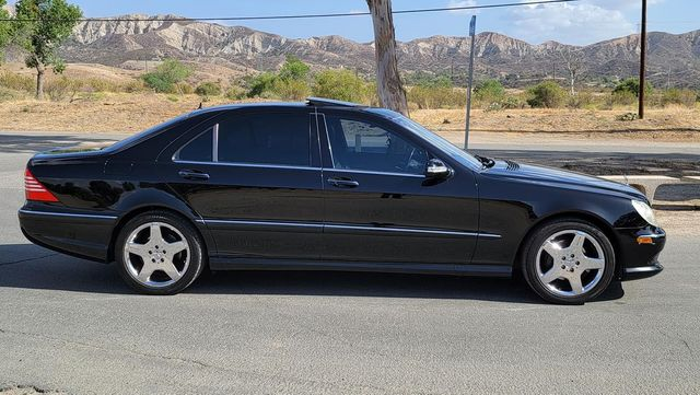 2004 Mercedes-Benz S500 5.0L Santa Clarita, CA 12