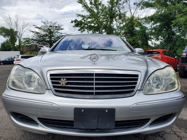 2004 Mercedes-Benz S500 5.0L in Sterling, VA 20166