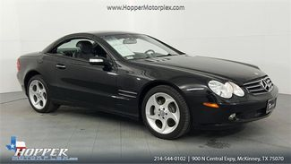 2004 Mercedes-Benz SL-Class SL 500 Base in McKinney Texas, 75070